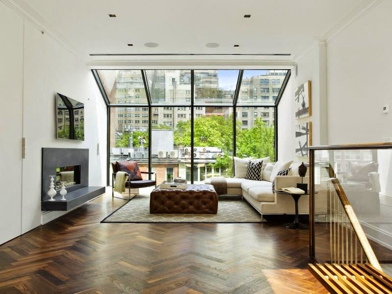 Inrichting Kleine Serre $13 Million Dollar Nyc Townhouse - See This House | Cococozy