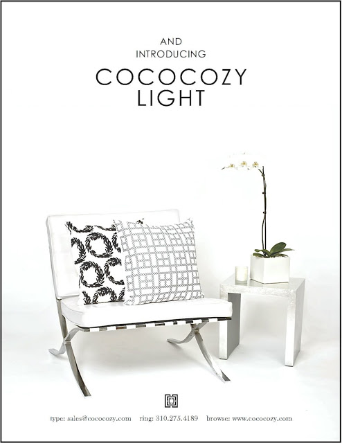 Introducing COCOCOZY LIGHT catalog photo