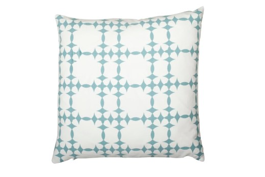 COCOCOZY Cotton Collection pillow in Tower Court
