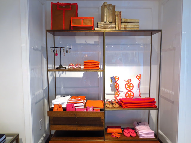 pink orange clothing tops sweaters shoes summer COCOCOZY pillow Tommy Hilfiger West Hollywood