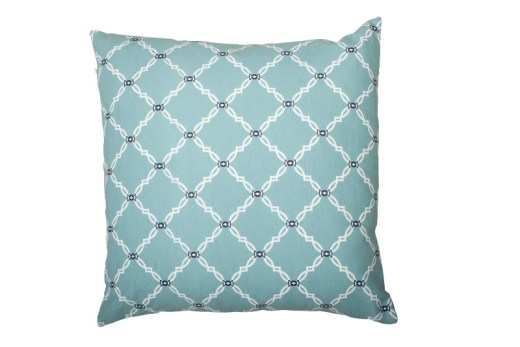 COCOCOZY Cotton Collection pillow in Kip