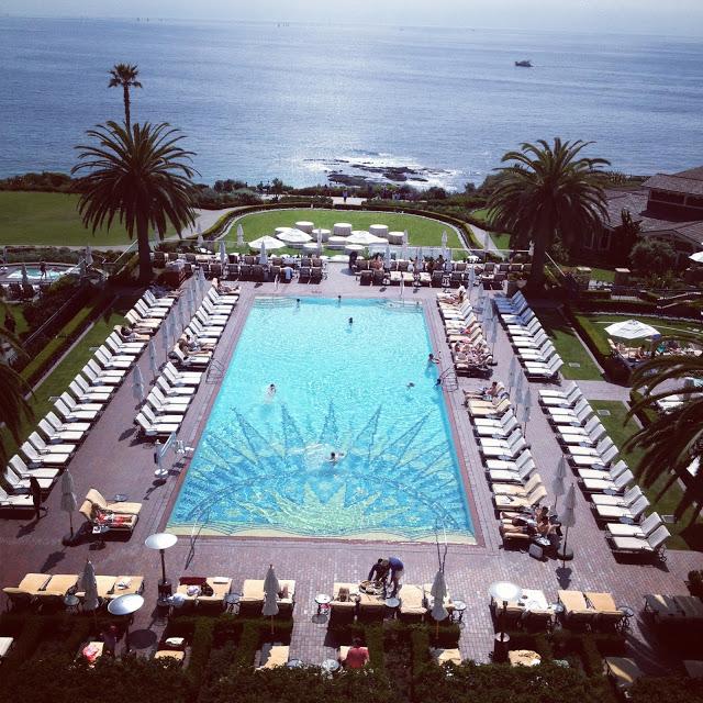 montage laguna hotel resort pool california beach coast