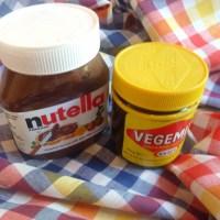 Nutella, Vegemite and Fate