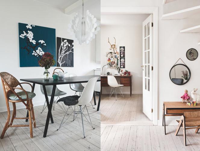 Camilla Tange Home : Vintage and playful home of danish stylist camilla tange peylecke