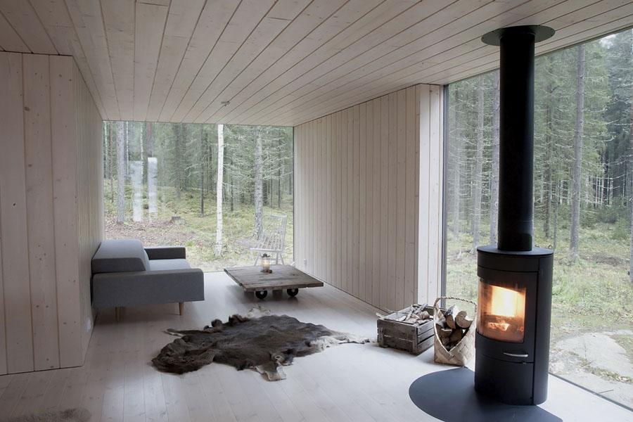 Finnish Interior Design minimal finnish forest home - coco lapine designcoco lapine design