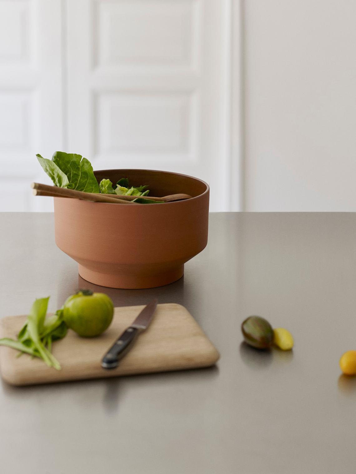 Edge bowls by Skagerak