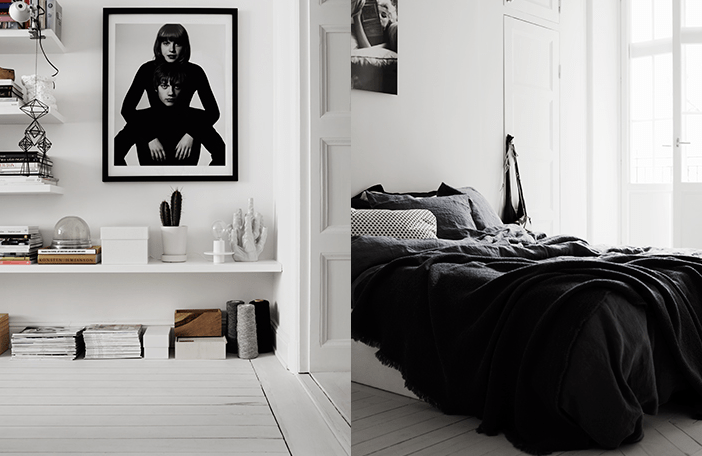 Therese Sennerholt Home : Therese sennerholt s home via coco lapine coco lapine
