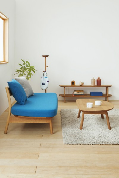 Cobrina, furniture for small space living - via Coco Lapine Design