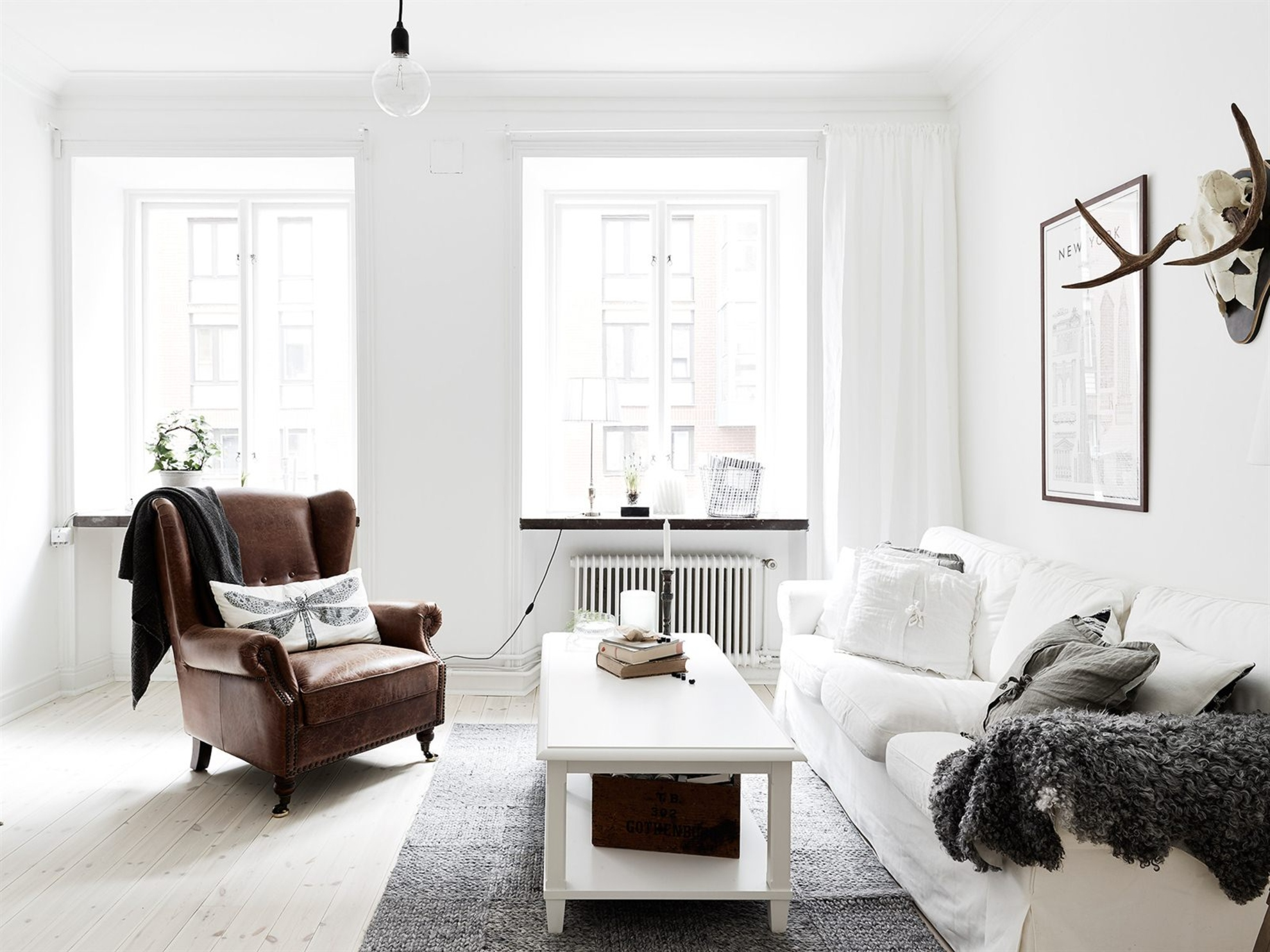 Home with muted colors coco lapine designcoco lapine design for Interieur kleuren 2014