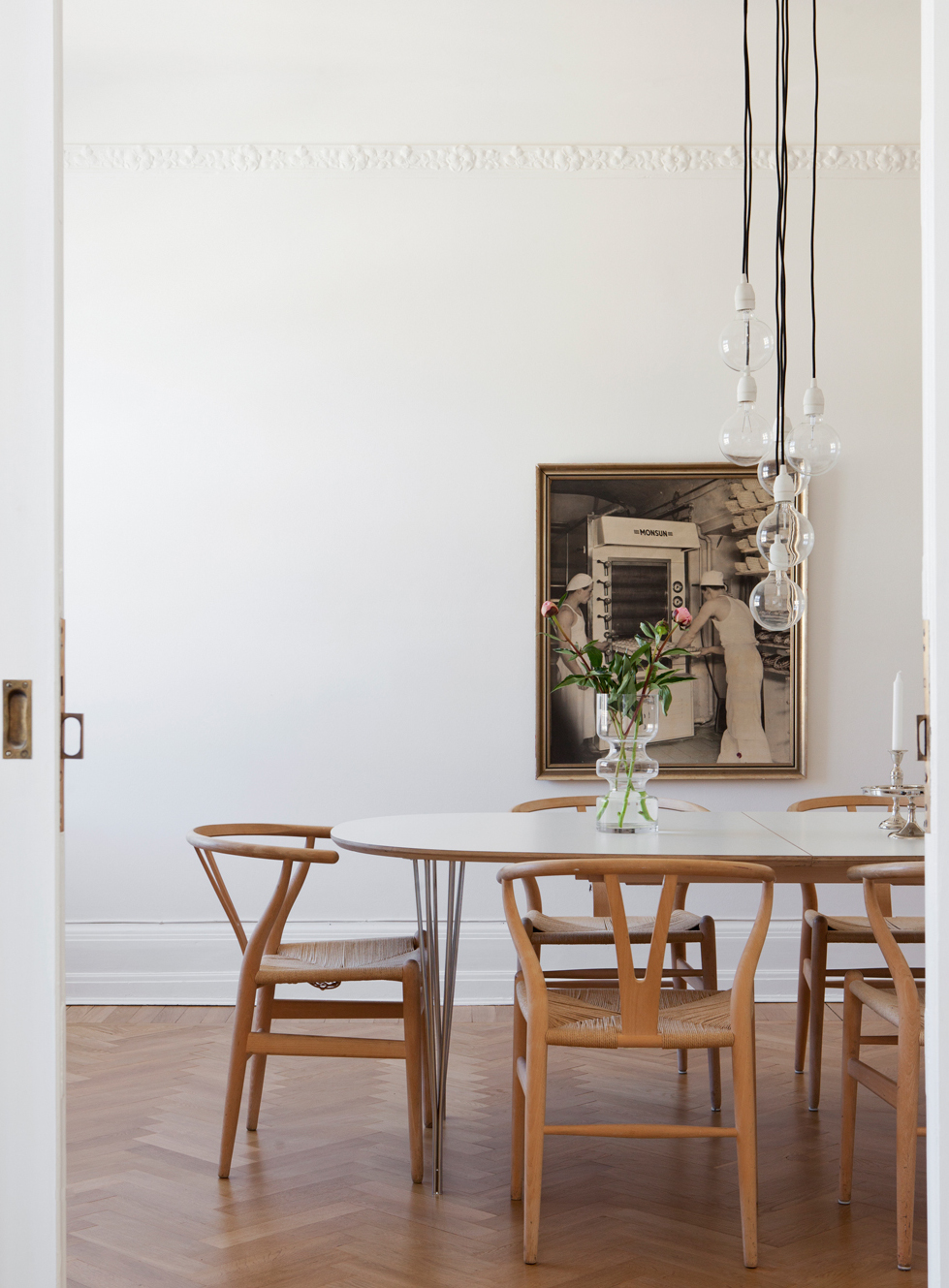 Marias Esszimmer Old Home With Integrated Closets Coco Lapine Designcoco Lapine