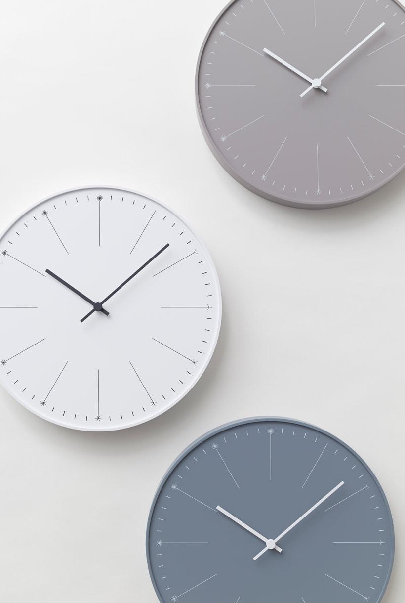 Dandelion Clock By Nendo COCO LAPINE DESIGNCOCO LAPINE
