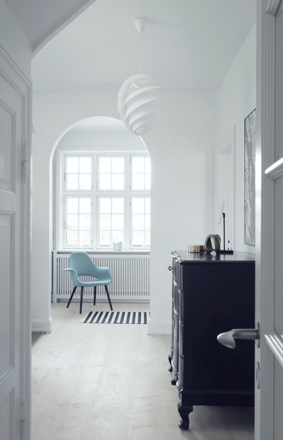Beautiful villa outside Copenhagen - via cocolapinedesign.com