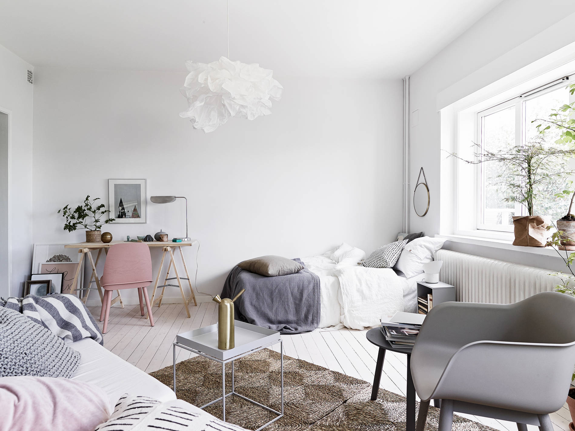 Woonkamer 35m2 Cozy And Light Coco Lapine Designcoco Lapine Design