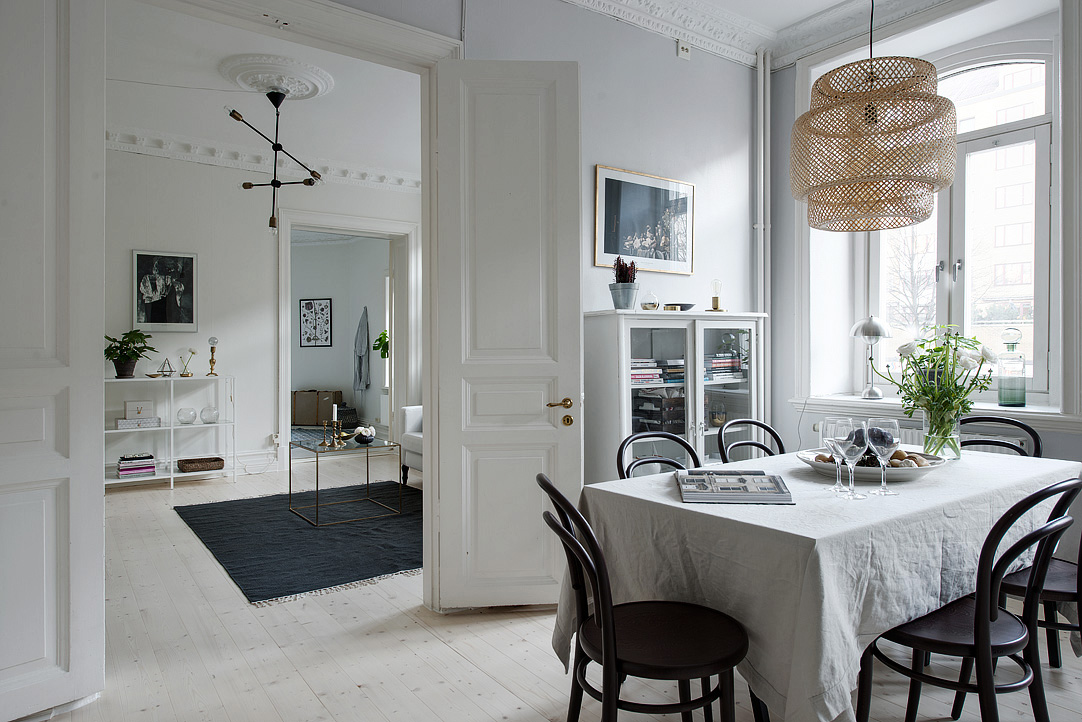 Fresh and light home  COCO LAPINE DESIGNCOCO LAPINE DESIGN