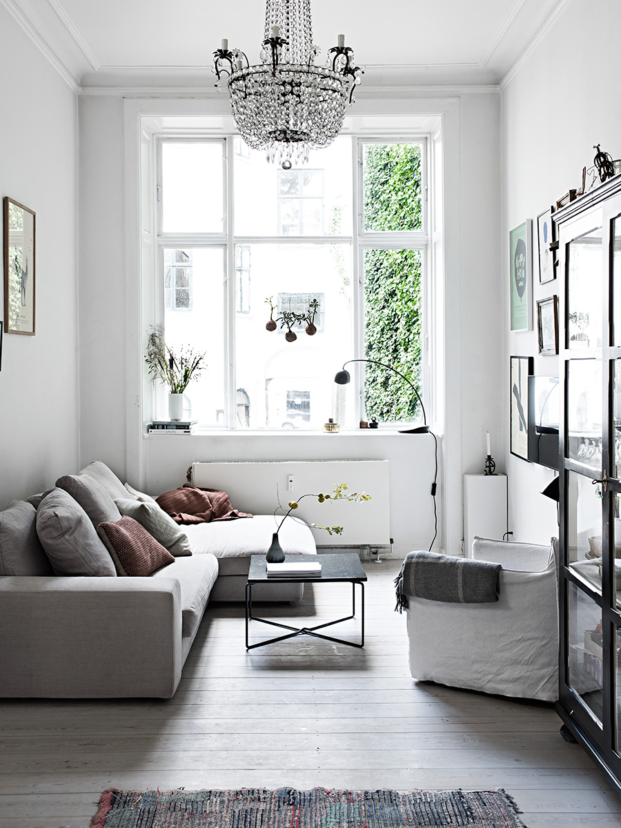 Met deze tips benut je je kleine woonkamer het best - Alles om van ...
