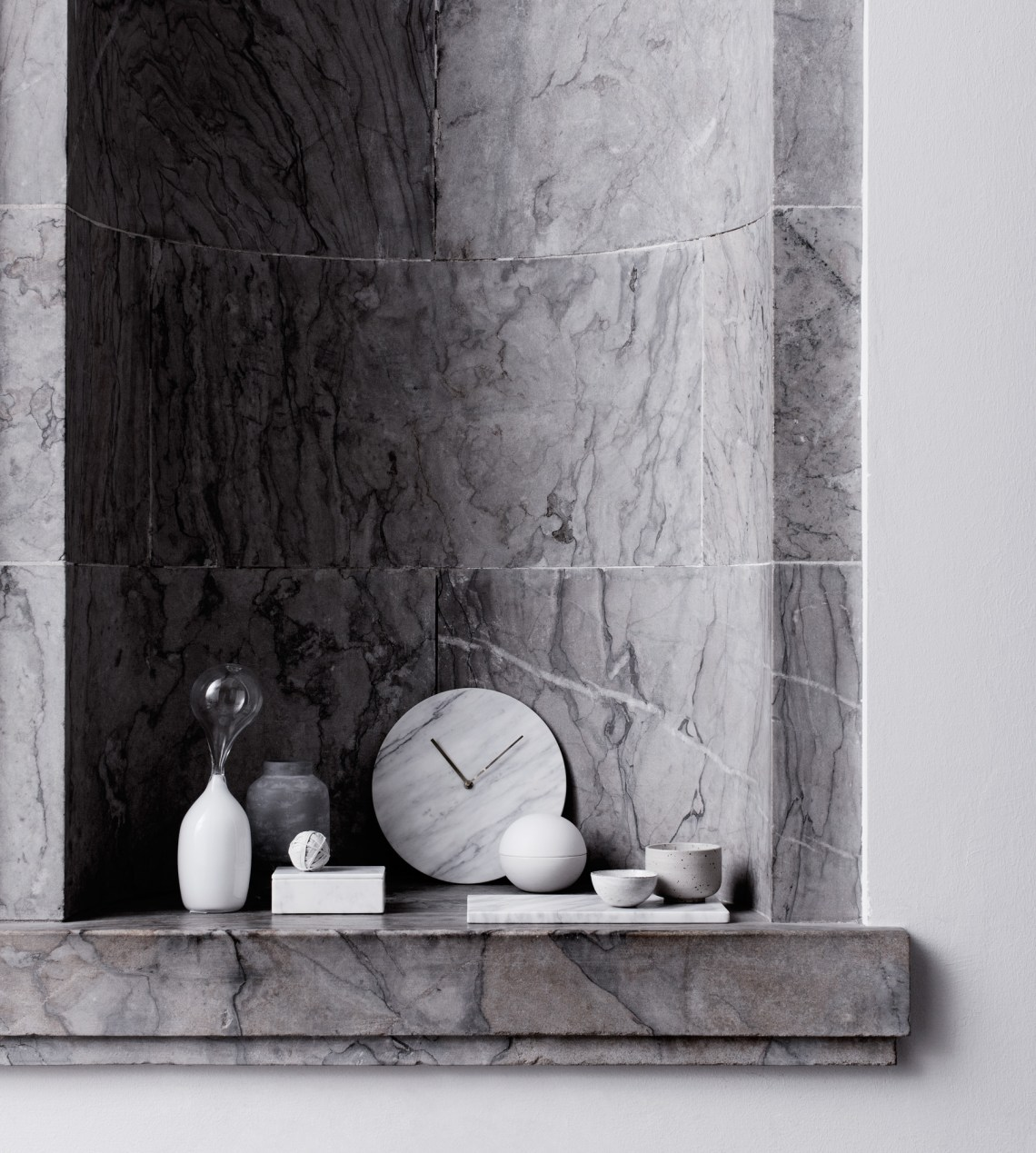 Interior styling with textures and materials - via cocolapinedesign.com