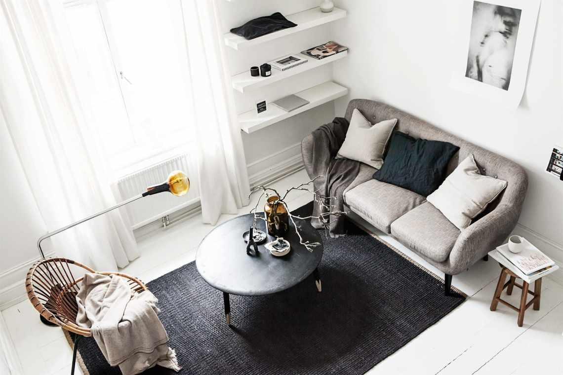 Small but smart home - via cocolapinedesign.com