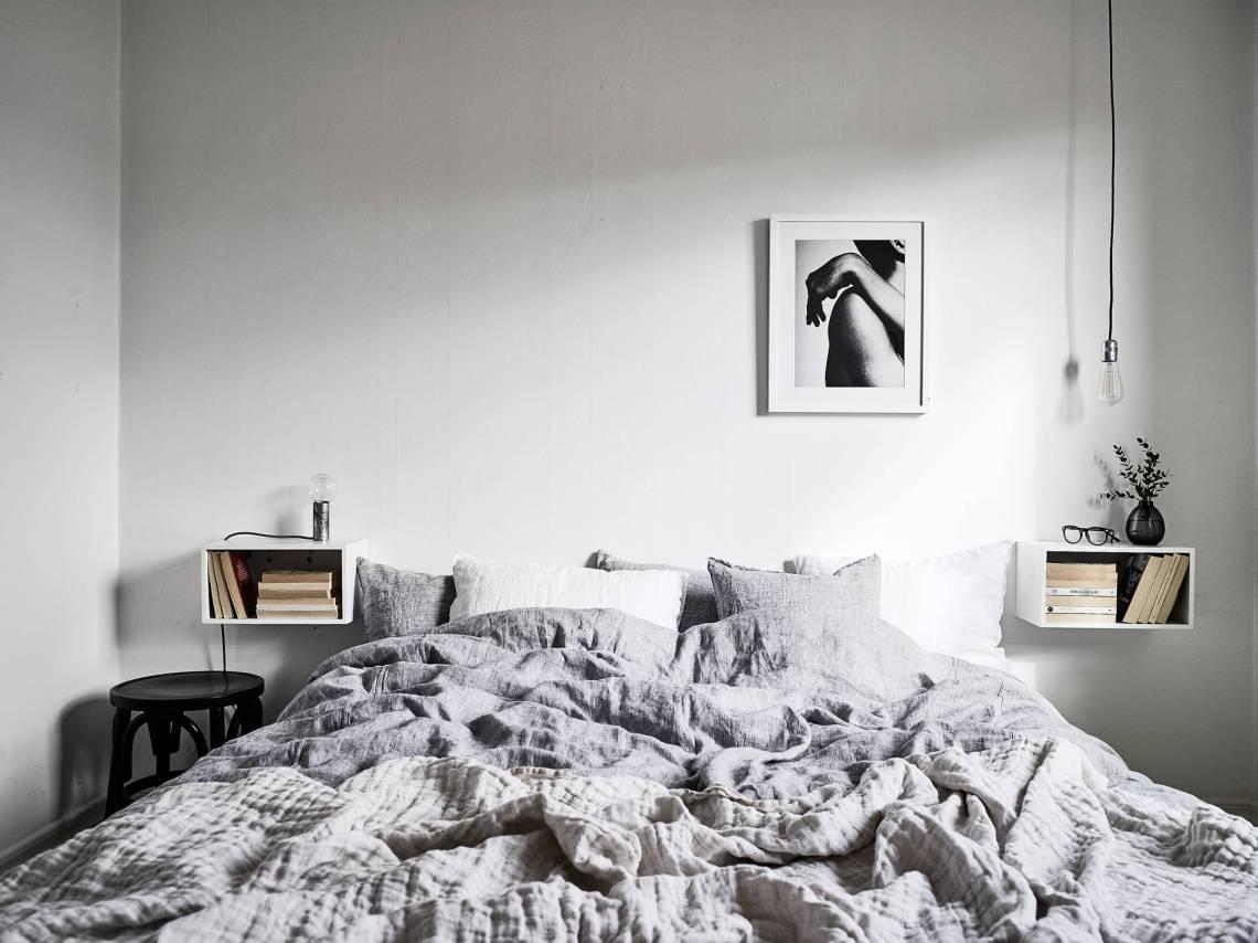 Light and cozy home - via cocolapinedesign.com