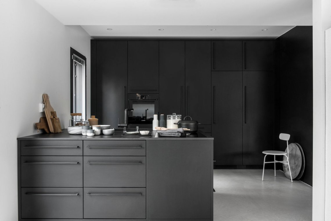 Siematic Design Keuken Beautiful Black Kitchen | Coco Lapine Design | Bloglovin'