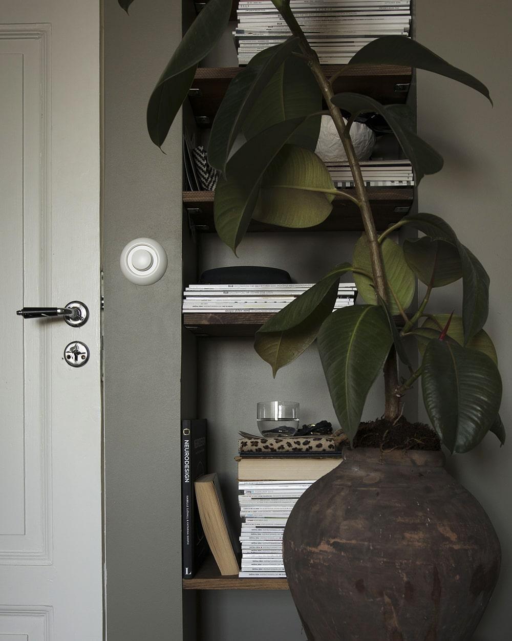 Daniella Witte's bedroom - via Coco Lapine Design
