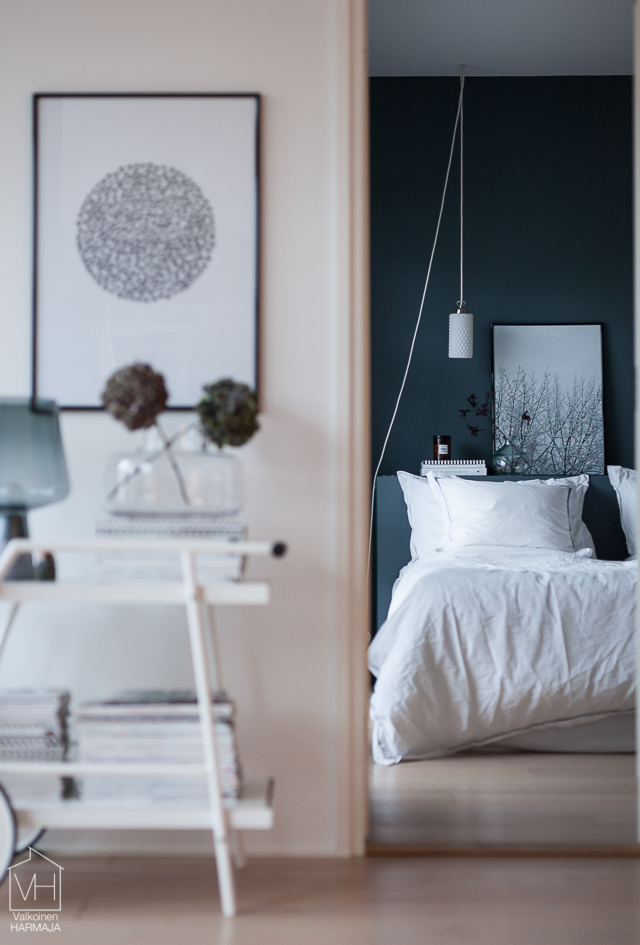 Coco Lapine prints in Suvi's home - via Coco Lapine Design