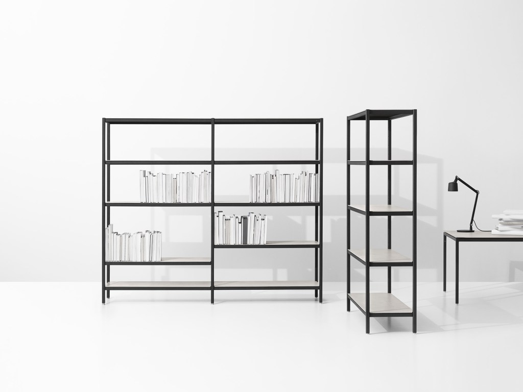 Rack system from Vipp - via Coco Lapine Design