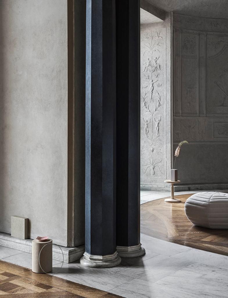 Soft and minimal - via Coco Lapine Design blog