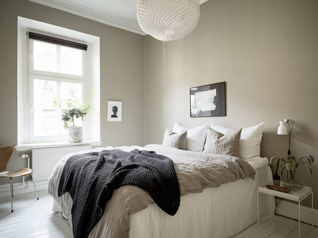 Home in a natural palette - via Coco lapine Design blog