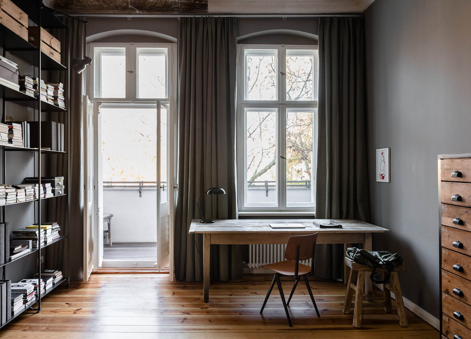 Berlin Apartment From The 19th Century   Via Coco Lapine Design ...