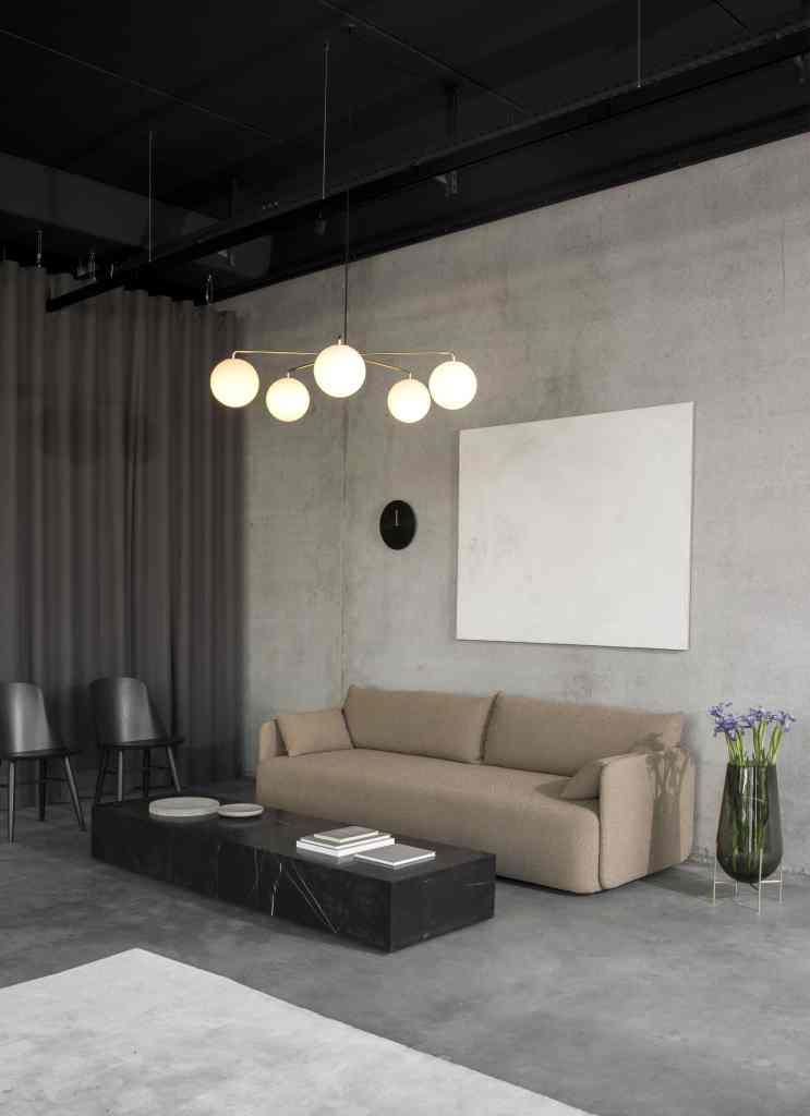 Menu Space Copenhagen - via Coco Lapine Design