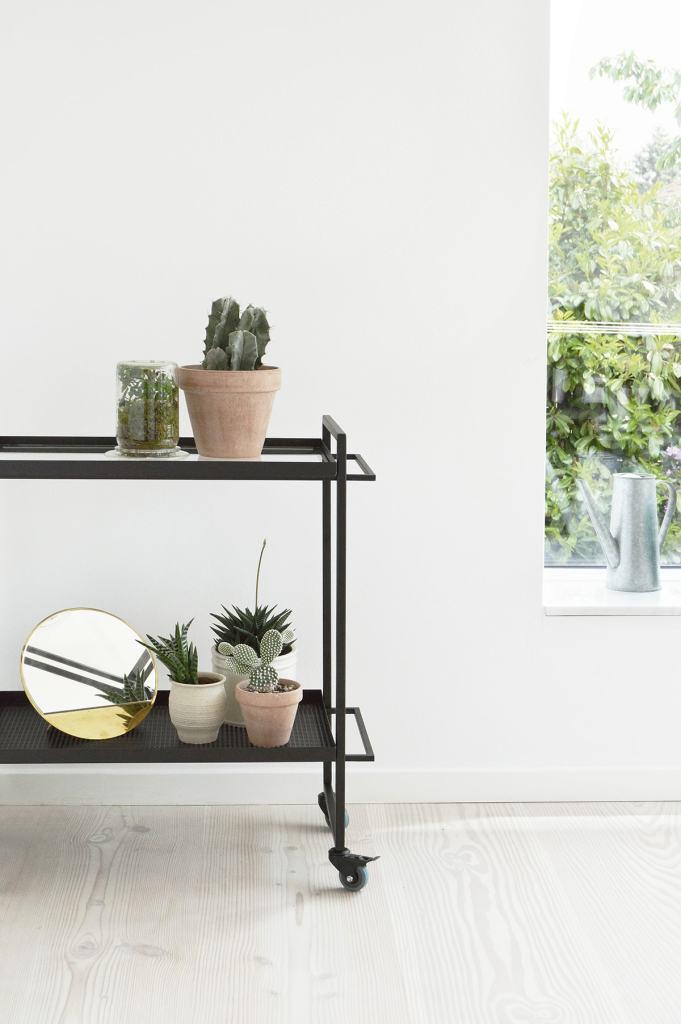 A peak into Kristina Dam's home - via Coco Lapine Design blog