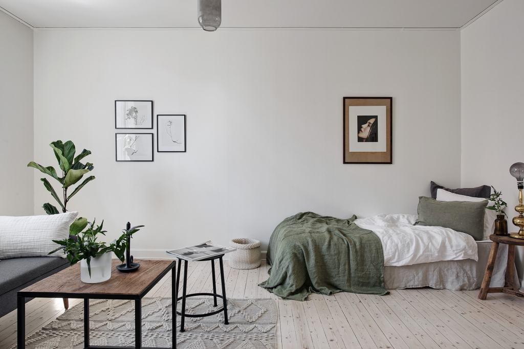 Small bright home - via Coco Lapine Design blog