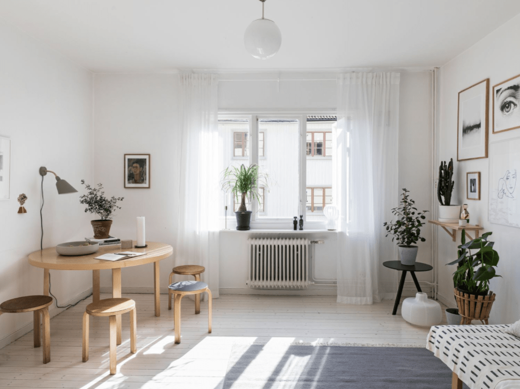Simple Home With Great Style   Via Coco Lapine Design Blog ...