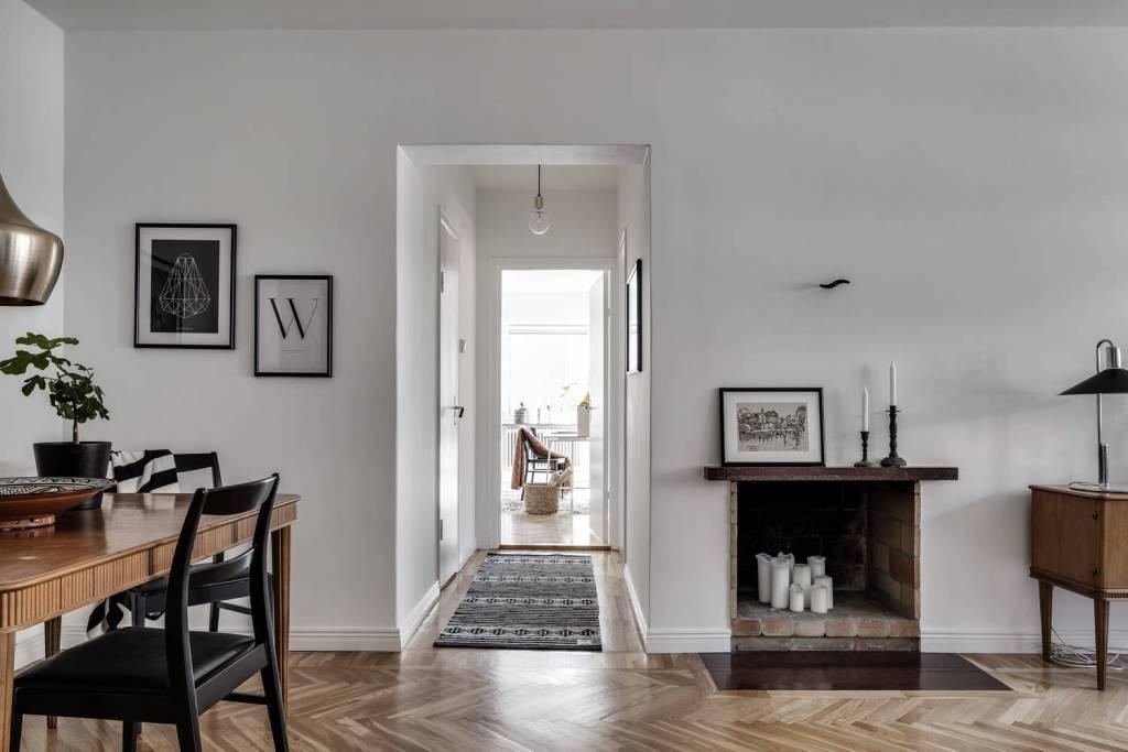 Maison simple et confortable - via Coco Lapine Design blog &quot;data-recalc-dims =&quot; 1 &quot;/&gt; <img class=