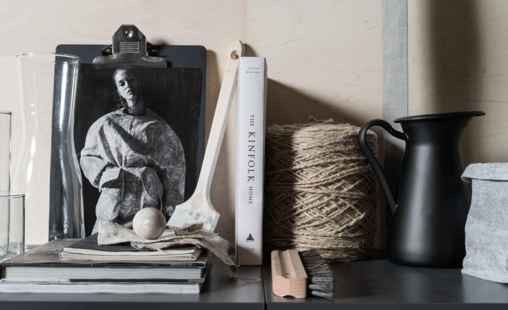 Harmonious lifestyle styling by Pella Hedeby - via Coco Lapine Design blog