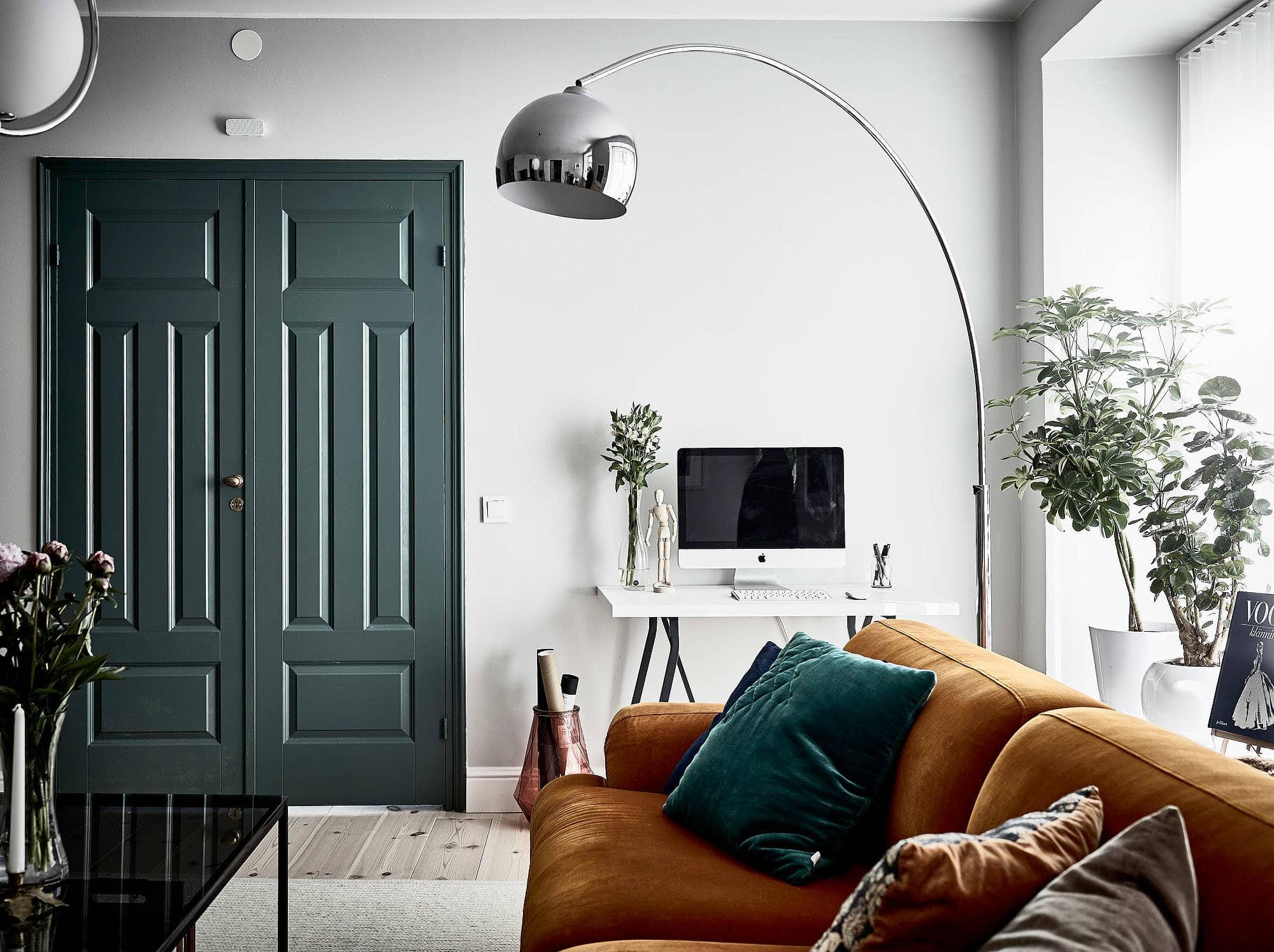 stylish and colorful home via coco lapine design blog. beautiful ideas. Home Design Ideas