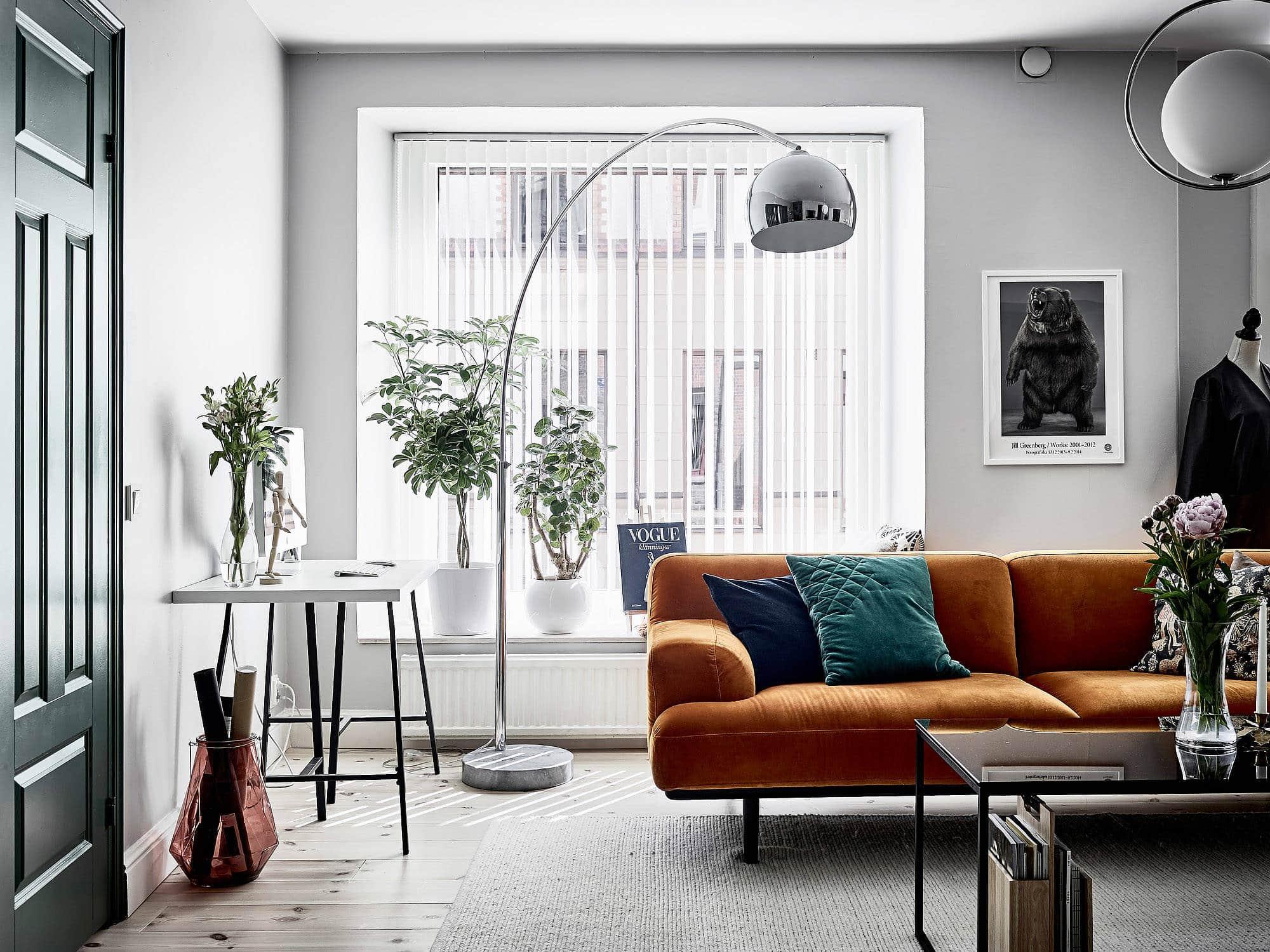 Coco lapine design coco lapine design - Decorar pared sofa ...