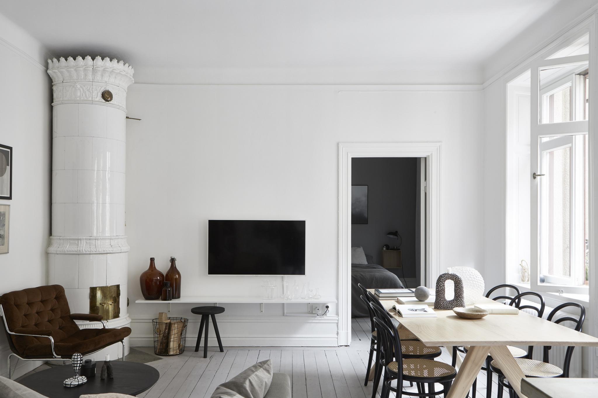 Stylish home in natural colors COCO LAPINE DESIGNCOCO LAPINE DESIGN