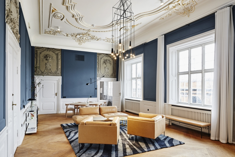 Nobis Hotel Copenhagen - via Coco Lapine Design blog