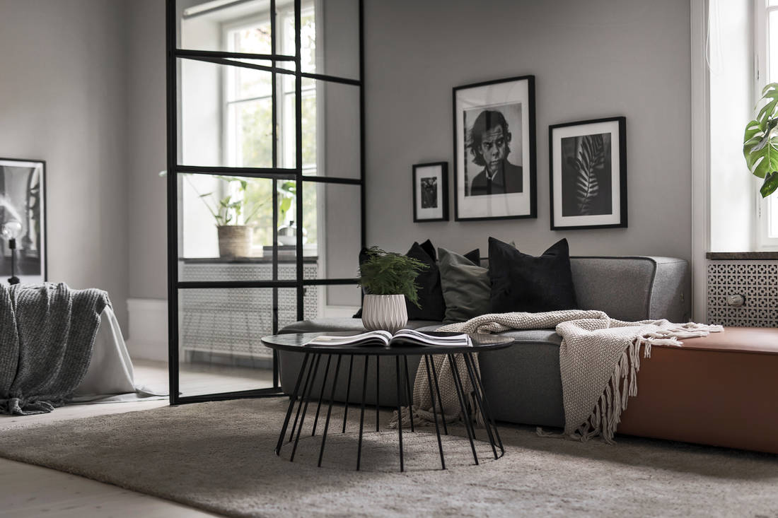 Kitchen Living Room And Bedroom In One Coco Lapine Designcoco Lapine Design
