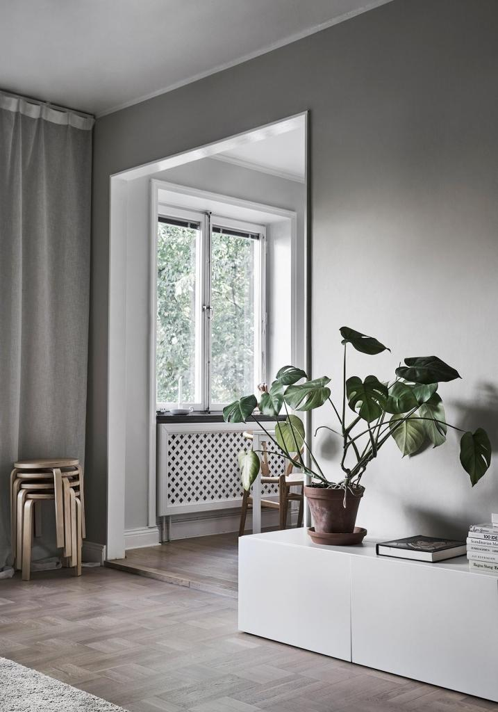 Cold and warm looks combined - via Coco Lapine Design blog