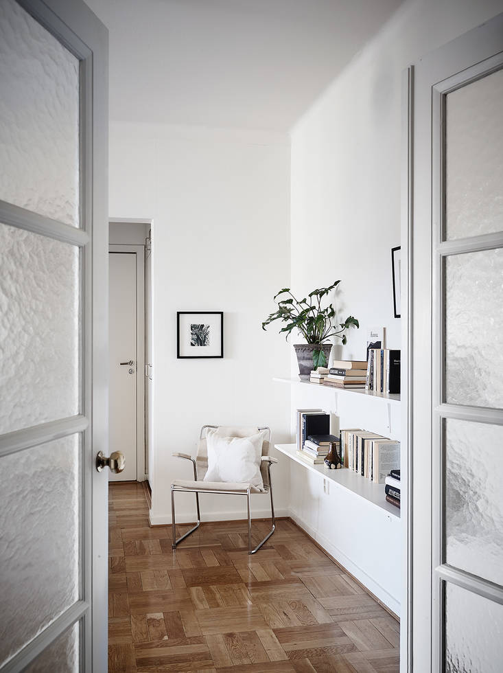 Cozy home with a vintage touch - via Coco Lapine Design blog