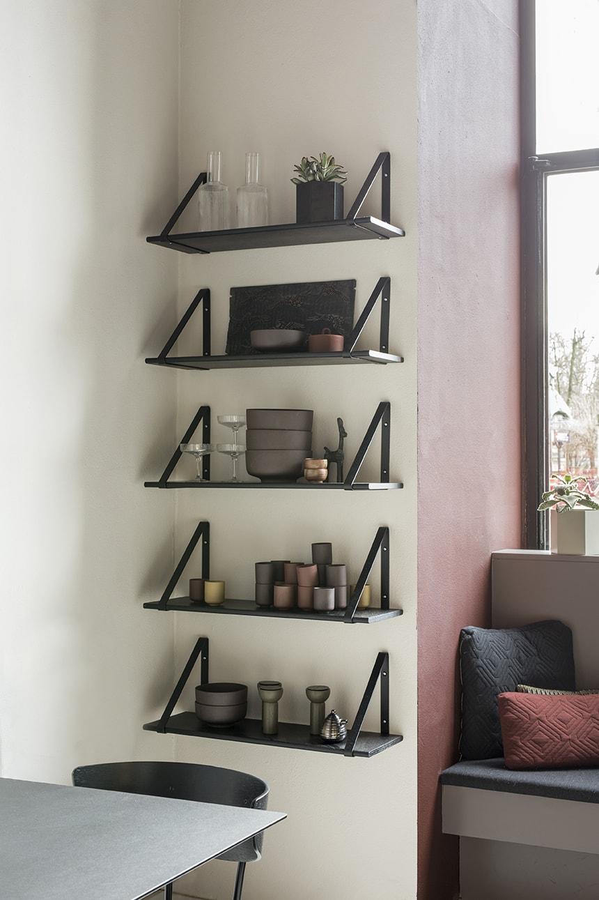 Ferm Living decorates IBU restauratnt - via Coco Lapine Design blog