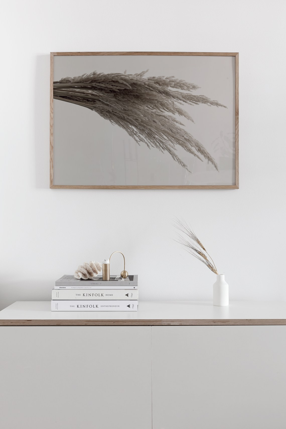 New prints in the shop: Pampas and Kamut - via Coco Lapine Design blog