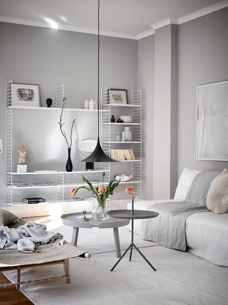 light flooded home in grey coco lapine designcoco lapine