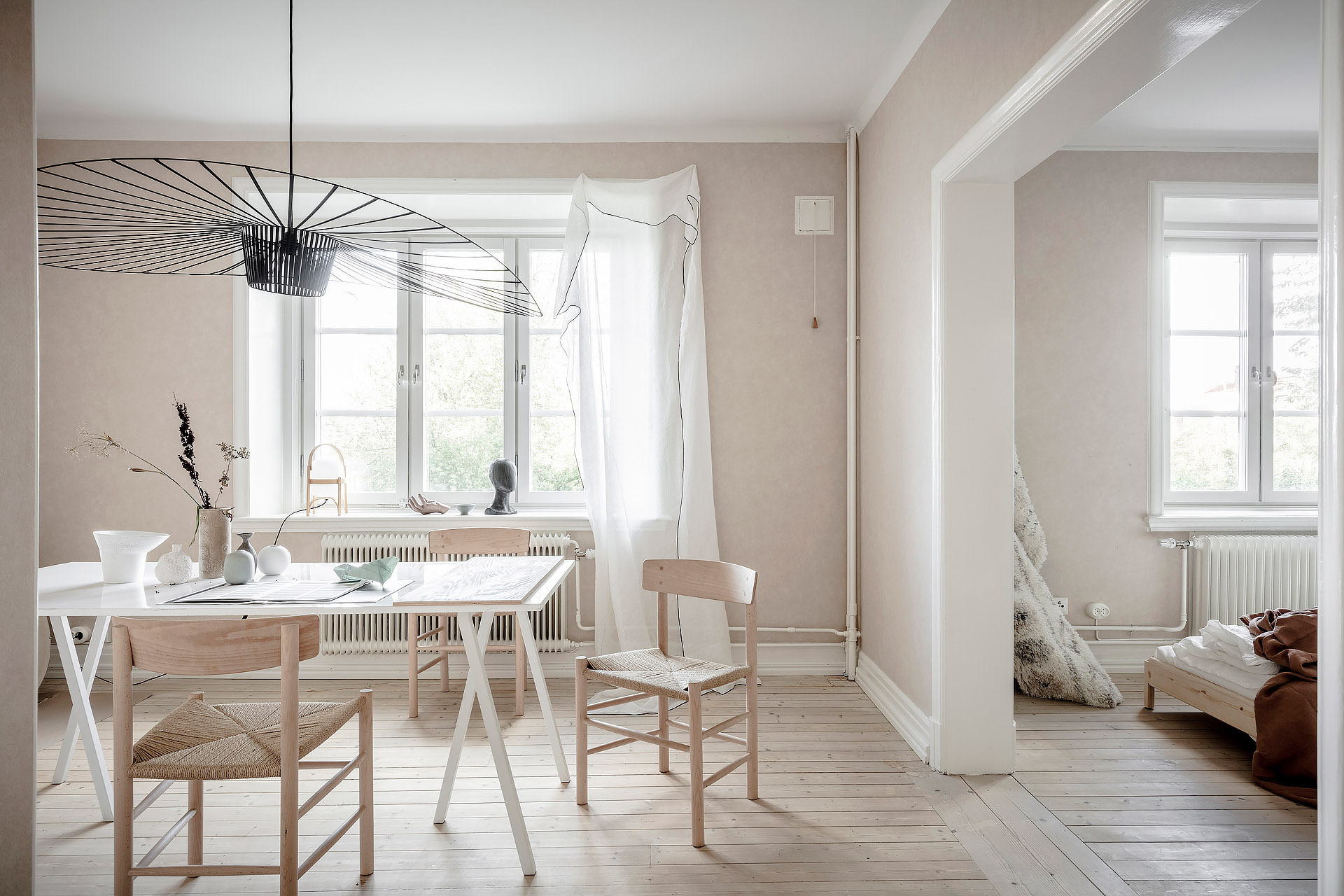 This Home Staging Project Done By Talented Stylist Emma Fisher Doesnu0027t Look  Like The Usual Home For Sale, Yet Is Styled In A Very Minimal, Artistic Way.