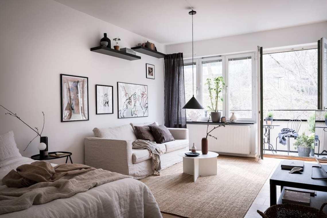 Cozy studio home