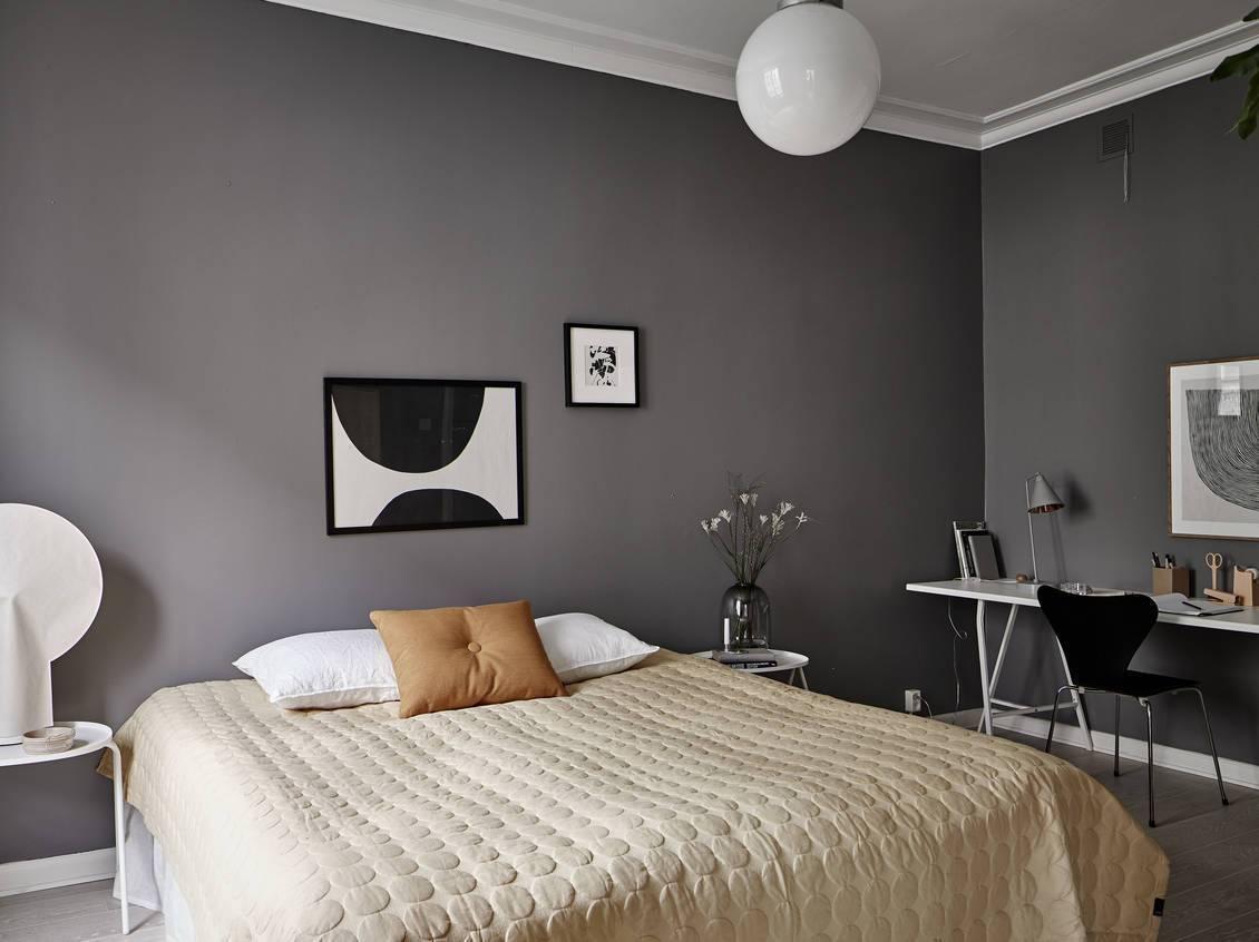 10 inspiring grey bedroom walls – OBSiGeN