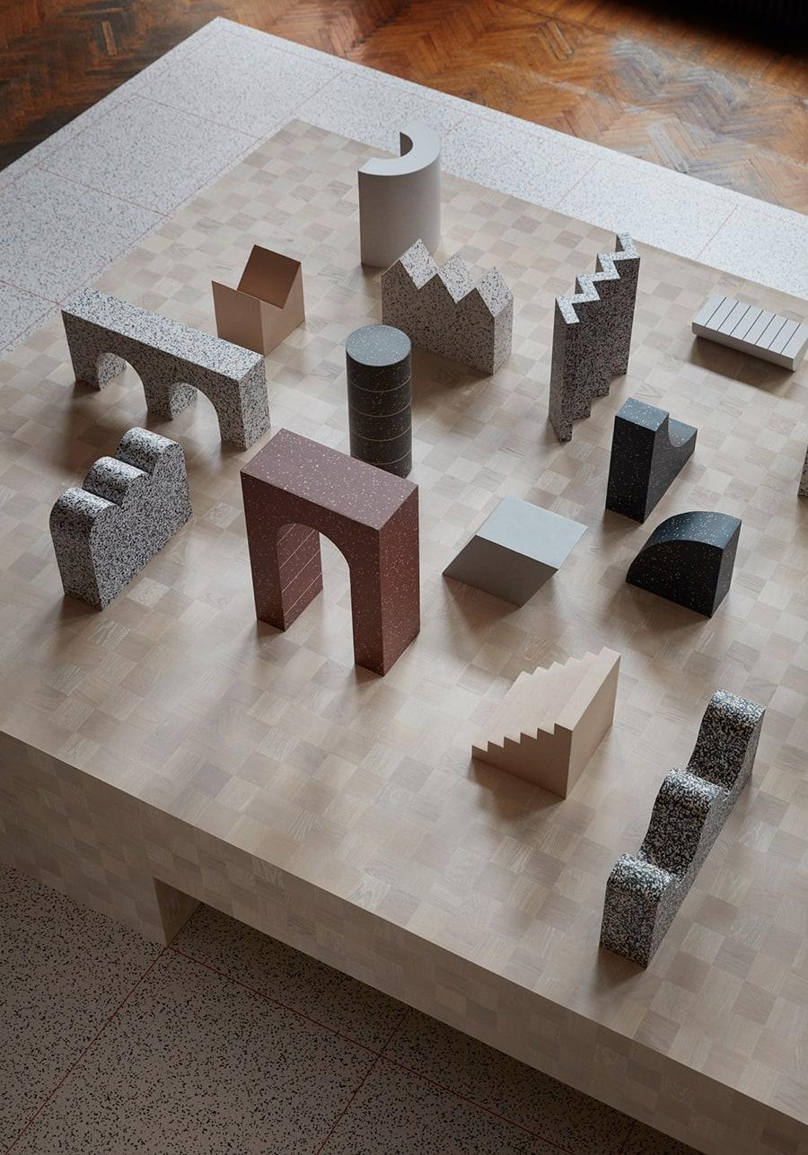 Formations at Milan design week
