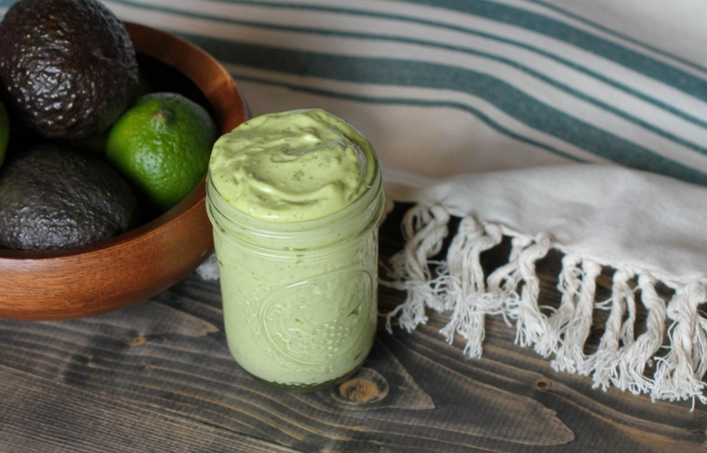 Cilantro Lime Mayo (Paleo, Candida-Diet Friendly) Coconut Contentment (1 of 1)